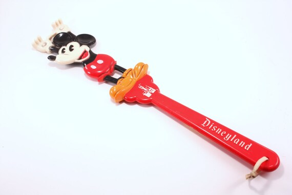 Vintage Mickey Mouse Disneyland Back Scratcher