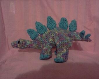 Stegosaurus Tie-Dinosaur