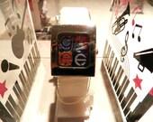 White Glee Wrist Watch in Decorative Box :)