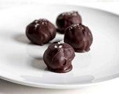 Chocolate Bites (Raw, Vegan, Dairy-Free)