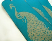 Peacock - Bookmark
