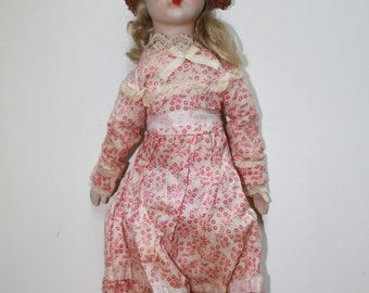 BUY ME...Sale Vintage Bisque Doll