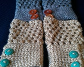 Fingerless Gloves Hand crochet