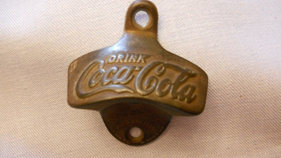coca cola starr x 1925 bottle opener. Black Bedroom Furniture Sets. Home Design Ideas
