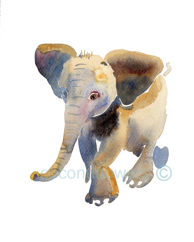 Baby animal painting - photo#8