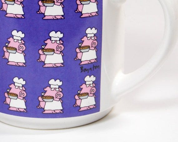 Hogs and Quiches Mug