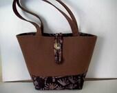 A Little Bucket Bag