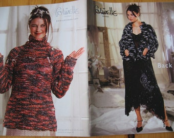 Colinette  Knitting Pattern Booklet