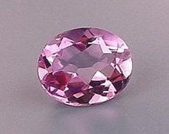 11x9 oval amethyst gem stone