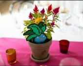 Oddish-Mystherbe Pokemon  // Plant Stake - déco à piquer pour plante