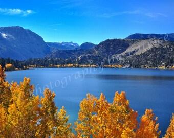 June Lake - 8x12 Original Photo