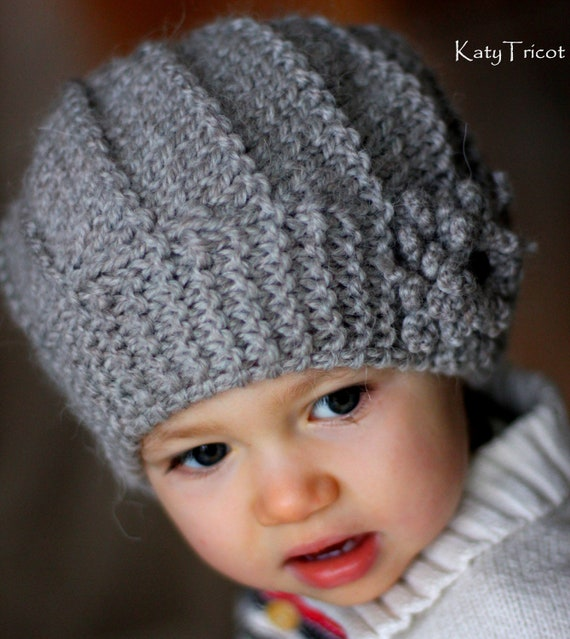 Knitting Pattern Russian Hat : PDF Knitting Pattern - Hat and Cowl COOL WOOL (Toddler, Child, Adult sizes) -...