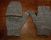 flip top hobo gloves