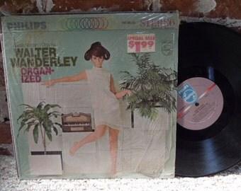 walter wanderley organized - vinyl LP record - free shipping