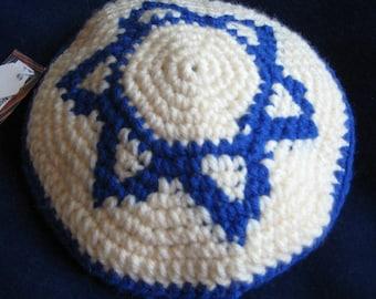 Crochet kippah Etsy