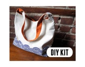 DIY Kit: Stylish Canvas Tote Bag