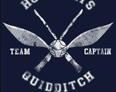 Hogwarts Quidditch Team Captain - Harry Potter Inspired Decal