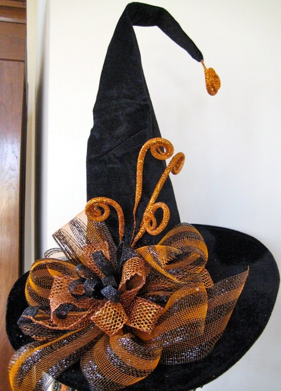 witches hat velvet witch hat
