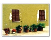 Senigallia, 5x7'  Landscape Photography,  Fine Art, Modern Room, Nursery Art, Home decor
