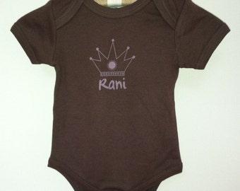 Rani Princess Certified Organic Bodysuit