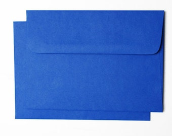 25 A6 Blue Berry Envelope - 4x6