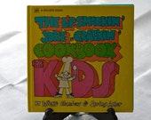 Vintage Child's Cookbook, The Lip-Smackin' Joke-Crackin' Cookbook for Kids, 1974