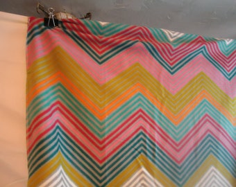 multi stripe throw blanket