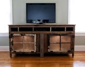Rustic Barnwood Console- LeCoultre collection