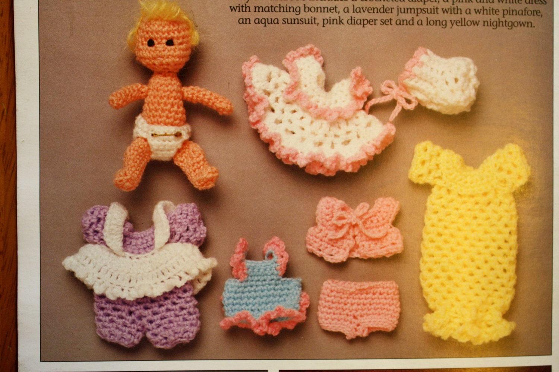 Crochet Pattern Doll Bassinet Purse ~ jadesf.com for .