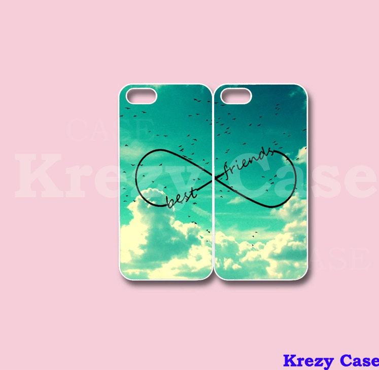 iPhone 6/6s Case Infinity Best Friends iPhone 4 case by ...