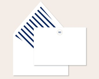 Personalized Stationery - Classic Note Set