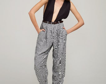 Trousers (slouchy )