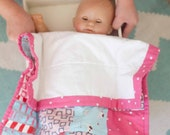 Girl Patchwork Doll Quilt