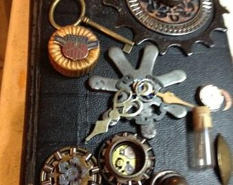 steampunk gears mix steal