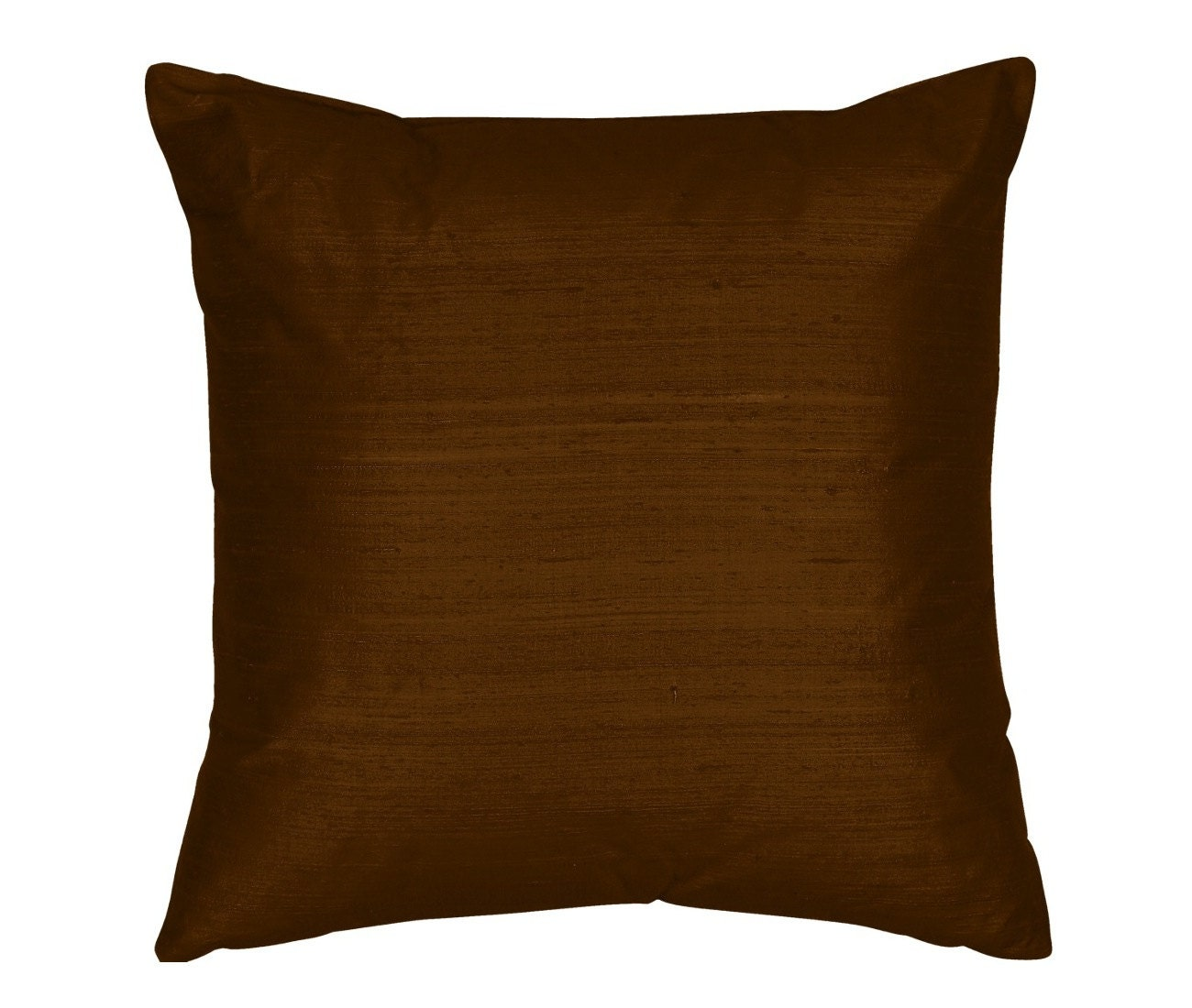 Silk Decorative Pillow Covers : Throw Pillow Cover Silk Dupioni Decorative Pillow