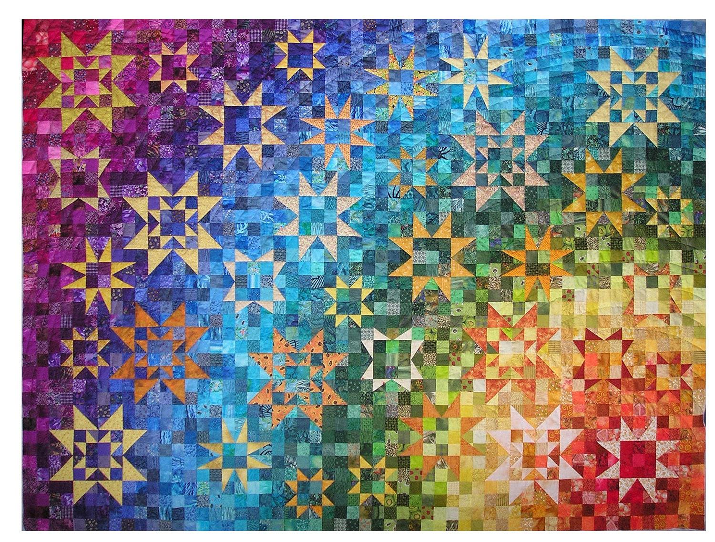 Pattern for the rainbow quilt : rainbow quilt pattern - Adamdwight.com