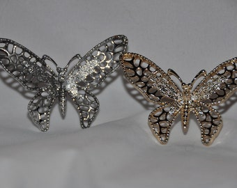 Vintage Sarah Coventry Butterfly Pins