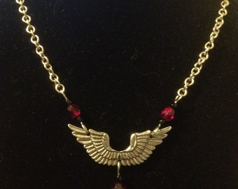 Love Gives You Wings Necklace