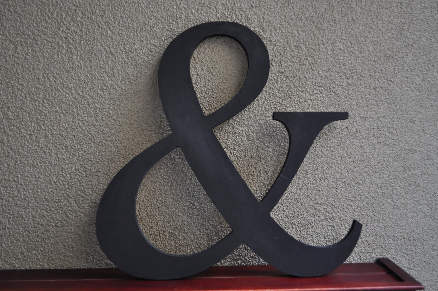 Large Wood Letters Painted And Ready To Hang 14 Tall