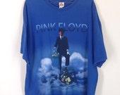 vintage PINK FLOYD wish you were here shirt  // Sz XXL