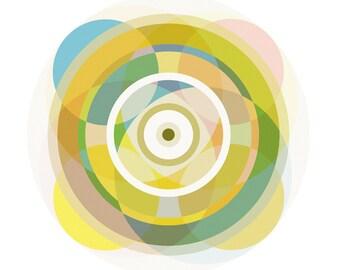 Full Circle Screenprint