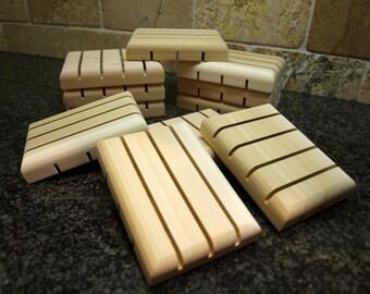 Cedar Soap Holders, Handmade Soap Dish, Cedar Soap Dish
