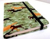 Green Horse mini journal