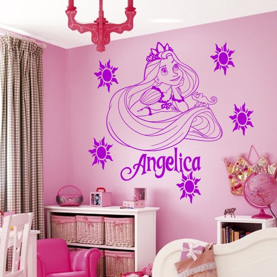 disney princess rapunzel tangled wall sticker art decal by rapunzel tangled wall decal shop fathead 174 for tangled