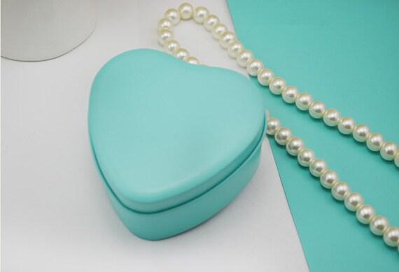 tiffany blue wedding favor box