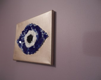 Custom Medium Evil Eye