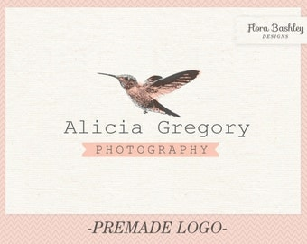 Custom Logo Design and Watermark - Premade  FB010