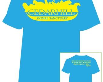 Animal Soul Silhouette T-shirt