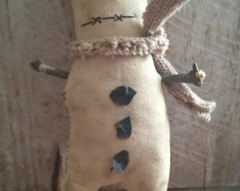 Primitive Snowman Dirty Snowboy-