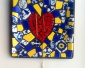 Breaking Free Mosaic Art by Smashgirl